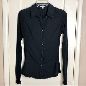 James Perse Button Shirt